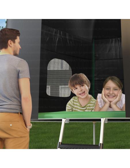 Tente trampoline Tigloo Ø 305
