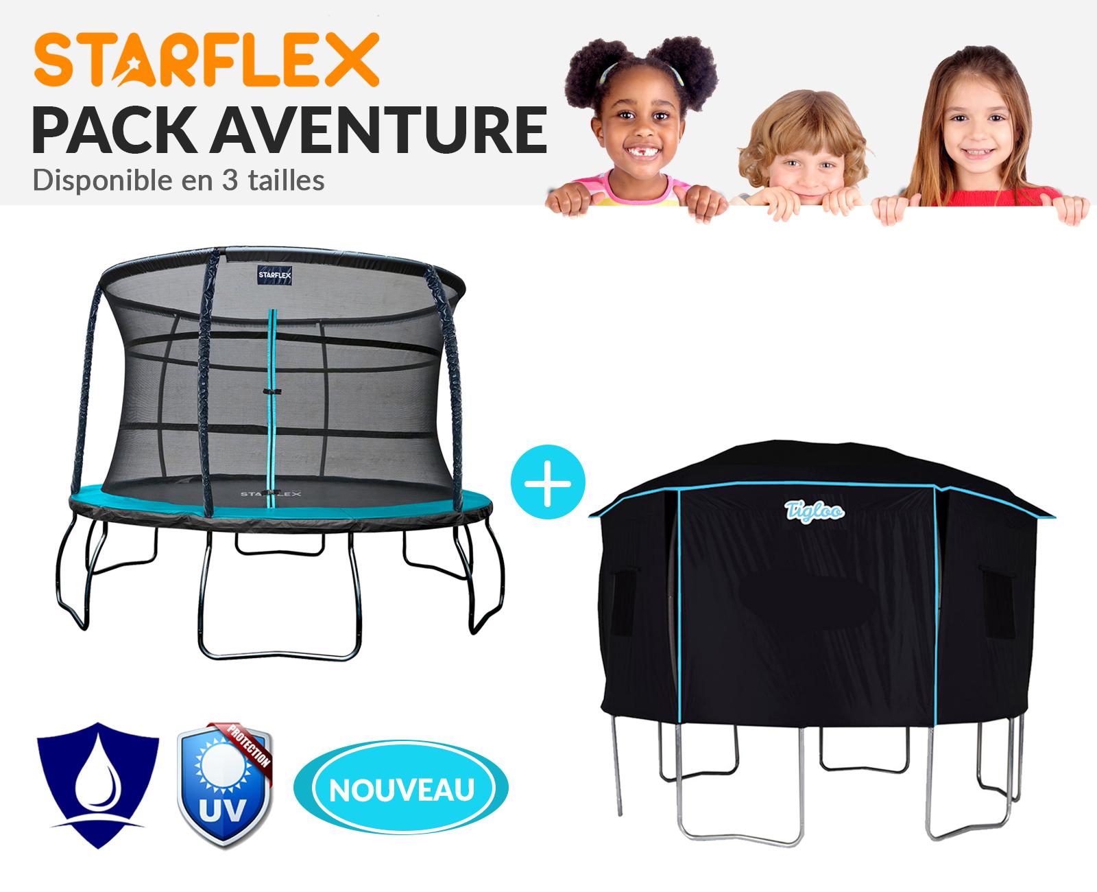 Starflex Pack Aventure